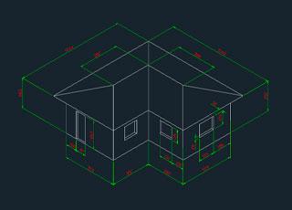 Curso on-line de AutoCAD 2D – Isometric