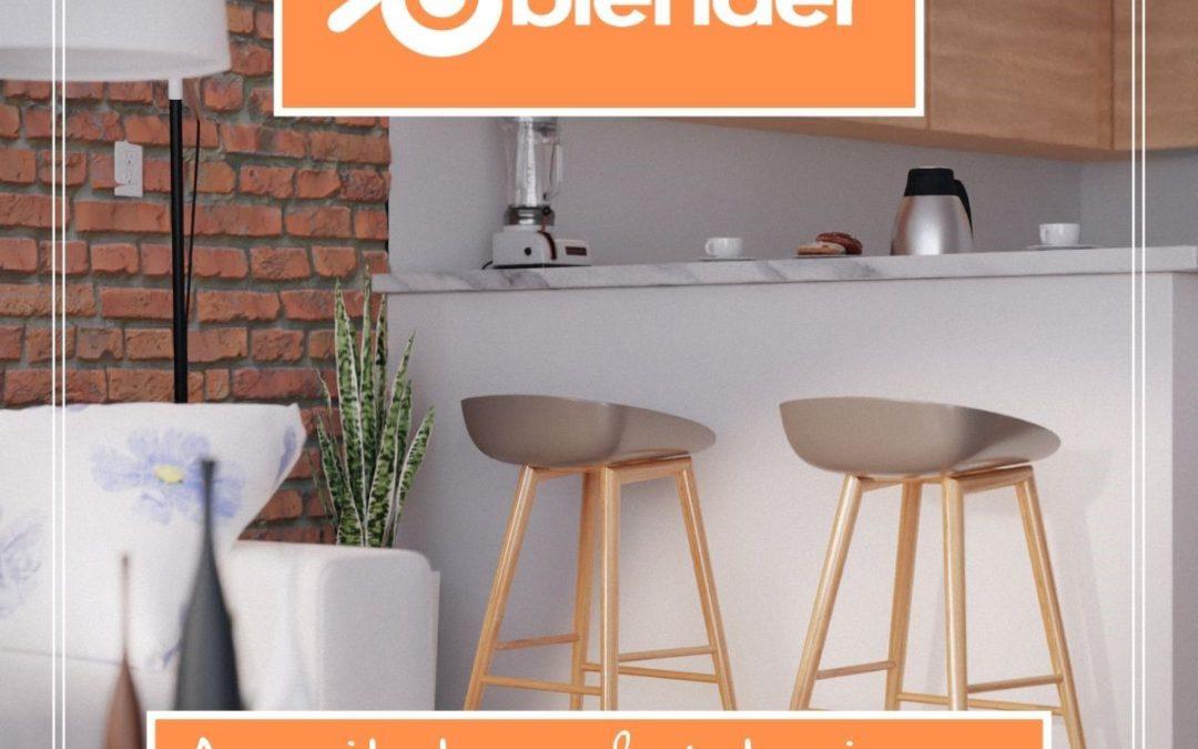 Blender 2.8 para Arquitetura e Interiores
