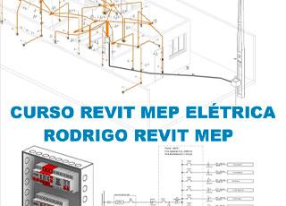 Template com Vídeo-Aulas| Projeto Elétrico Residencial Revit MEP