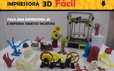 Faça sua própria impressora 3D