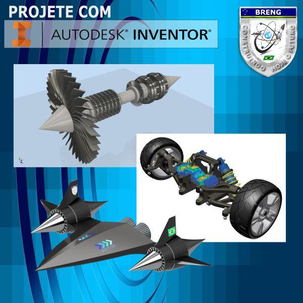 Autodesk Inventor Professional 2020 – Módulo Básico