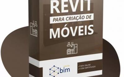 Criação de móveis com Revit