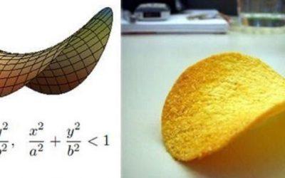 A engenharia por trás da batata chips